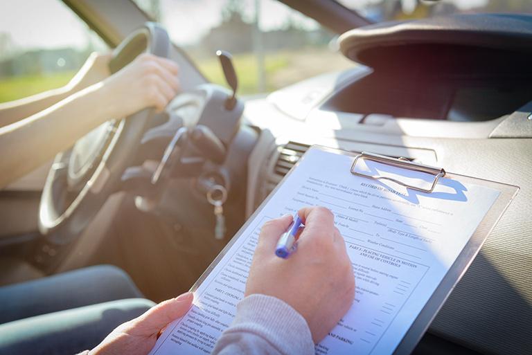 Démarche ANTS, demande de permis de conduire après réussite à l'examen