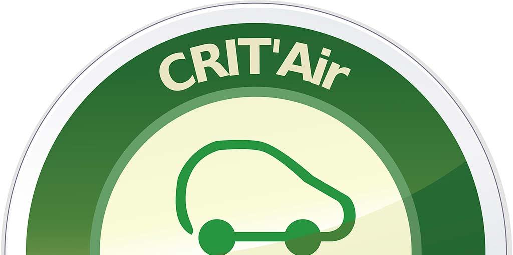 Information vignette Crit'air | Permis Conduire .net