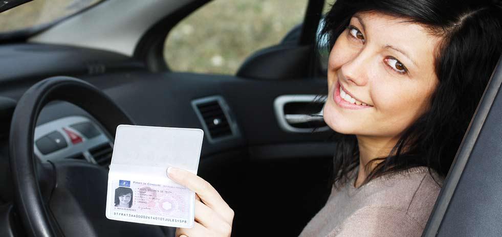 Resultat d'examen du permis de conduire